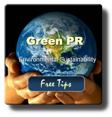 Free Green PR Tips